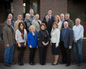 2014/15 Grand Junction Area Chamber of Commerce Board of Directors