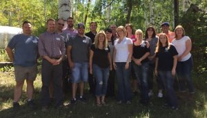 2016/2017 Mesa County Leadership Class Photo