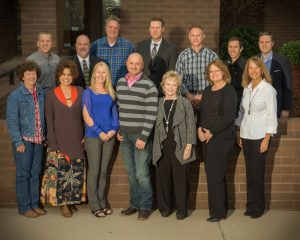 2016/2017 Grand Junction Area Chamber of Commerce Board of Directors