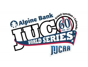 Alpine Bank JUCO World Series 60th Anniversary NJCAA