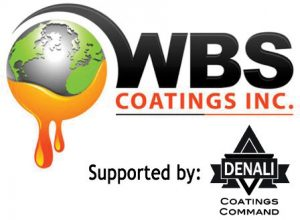 WBS Coatings, Inc. Logo