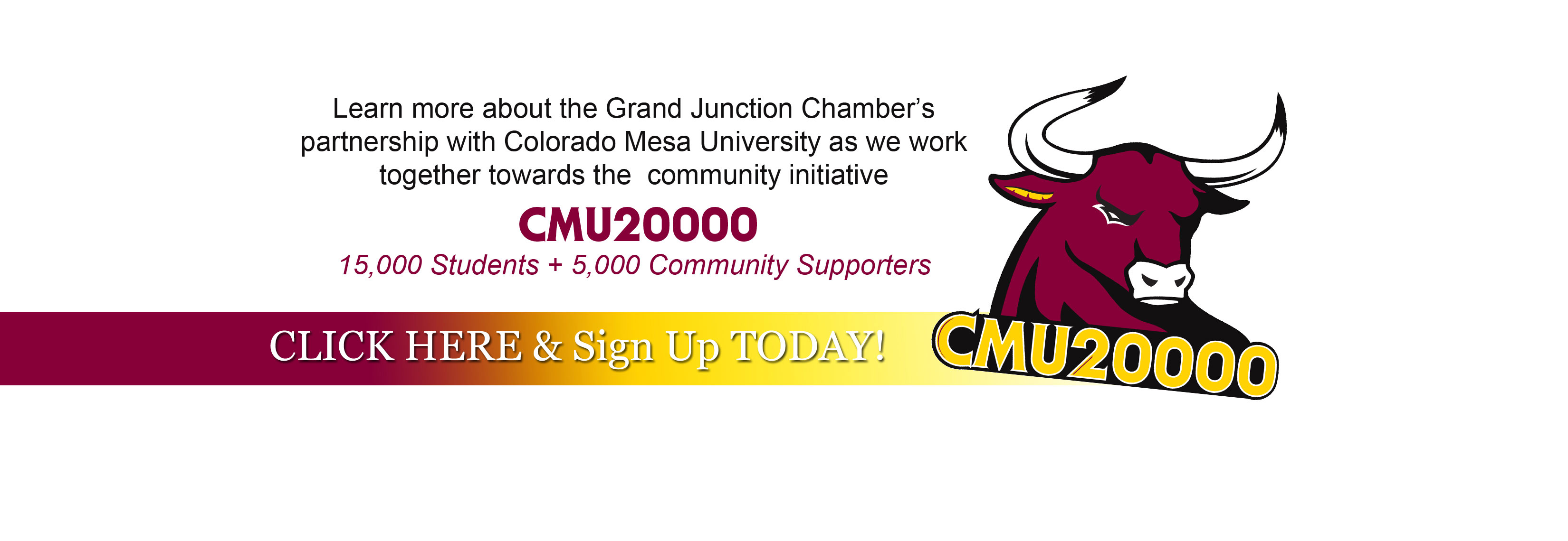 CMU 20000 - Learn more about the Grand Junction Chamber's partnership with Colorado Mesa University