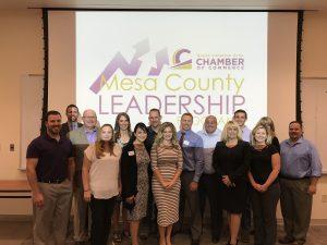 2016/2017 Mesa County Leadership Class Graduation