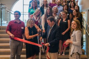 Colorado Mesa University Career Services Building Ribbon Cutting