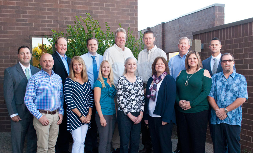 2017 Grand Junction Area Chamber of Commerce Board of Directors