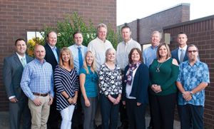 Grand Junction Area Chamber of Commerce 2017 Board of Directors photo