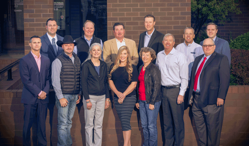 2018 Grand Junction Area Chamber of Commerce Board of Directors